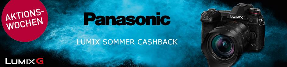 Panasonic Lumix Sommer Cashback