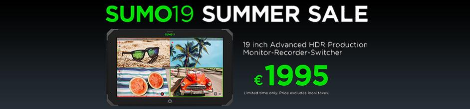 Atomos Summer Sale