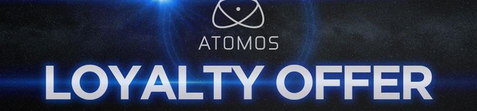 Atomos Loyalty Offer