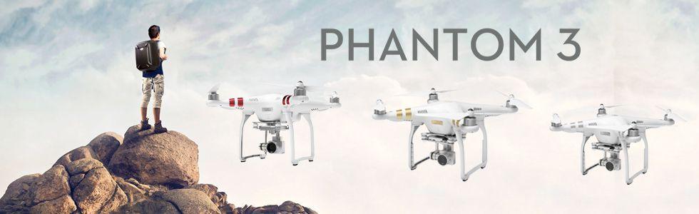 DJI Phantom 3 Serie